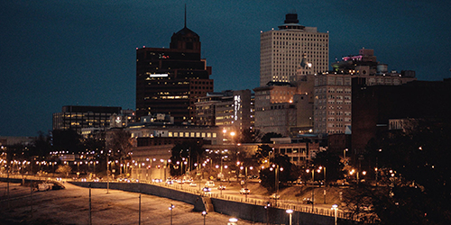 Downtown Memphis hotels